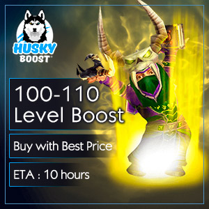 WoW 100 110 Power Leveling Boost