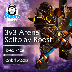 WoW PvP Arena Selfplay Boost