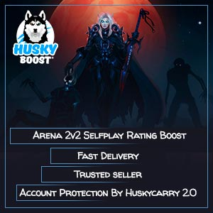 Arena 2v2 Selfplay Rating Boost