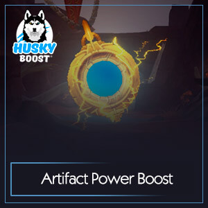 Artifact Power Boost