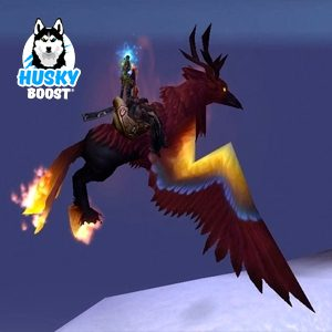 BUY BLAZING HIPPOGRYPH