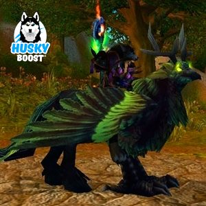 BUY CORRUPTED HIPPOGRYPH