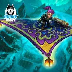BUY MAGNIFICENT FLYING CARPET