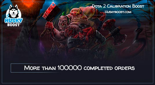 Dota 2 Calibration Boost Service
