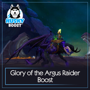 Glory of the Argus Raider Boost