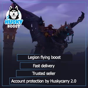 Legion flying boost
