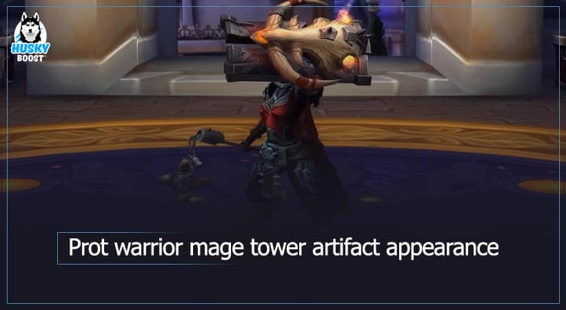 Mage tower boost