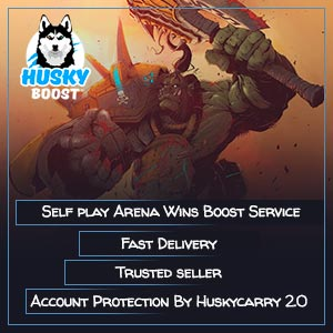 Self play Arena Wins Boost Service