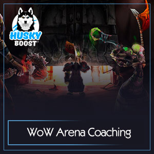 WoW Arena Coaching Image