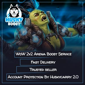 WoW 2v2 Arena Boost Service