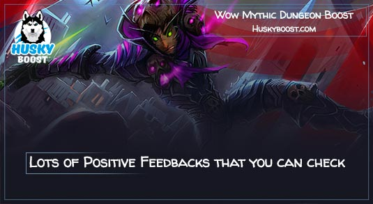 Wow Mythic Dungeon Boost