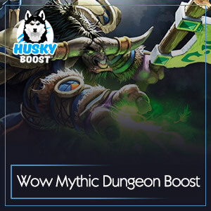 Wow Mythic Dungeon Boost Image