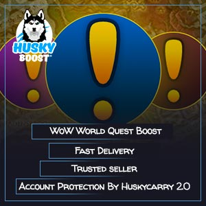 WoW World Quest Boost Image
