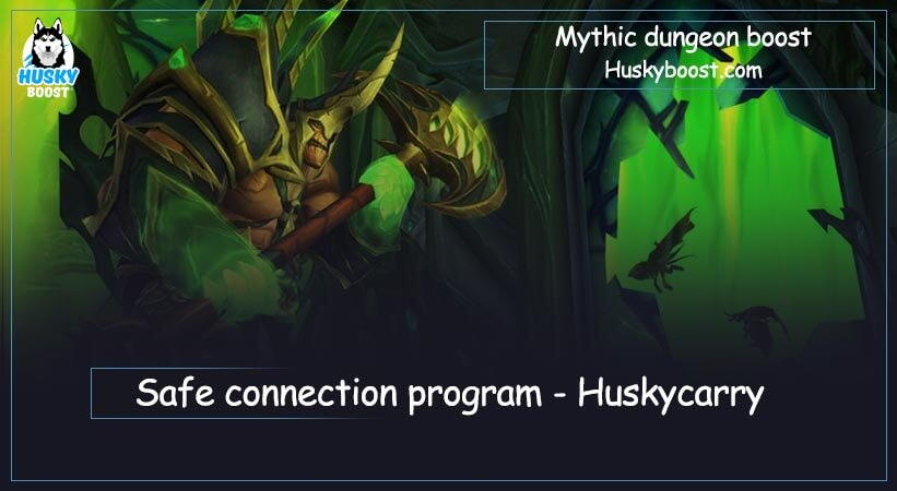 Mythic dungeon boost