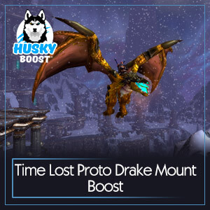Time Lost Proto Drake Mount Boost