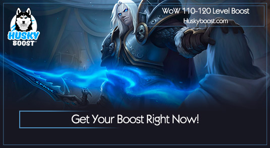WoW 110 120 Power Level Boost