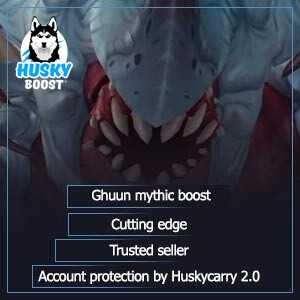 G'huun mythic boost: fair price and account protection