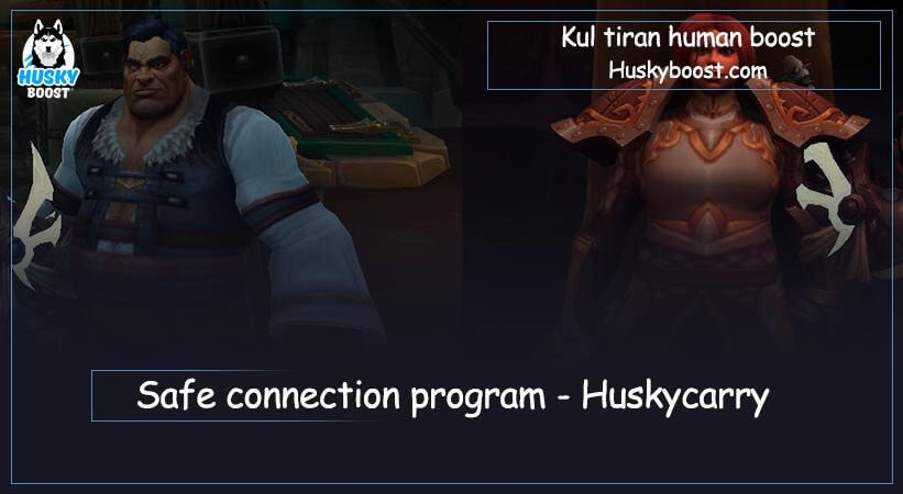 Kul tiran humans boost