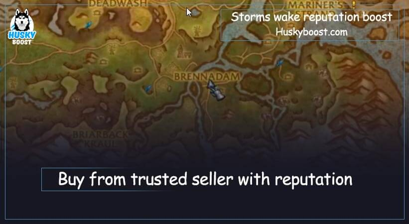Storms wake reputation boost