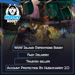 WoW Island Expeditions Boost