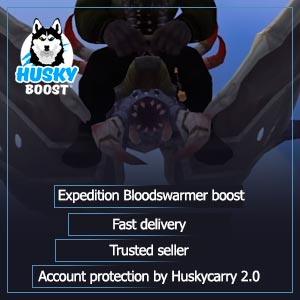 Expedition Bloodswarmer boost