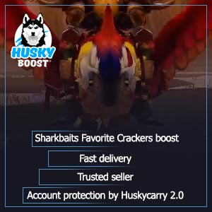 Sharkbaits Favorite Crackers boost