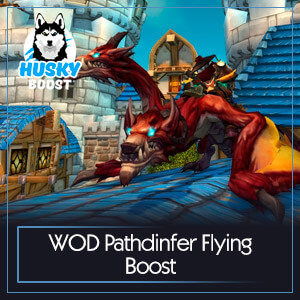WOD Pathdinfer Flying Boost