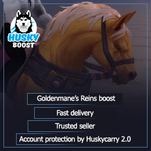 Goldenmane's Reins boost: handmade service with best acc. protection