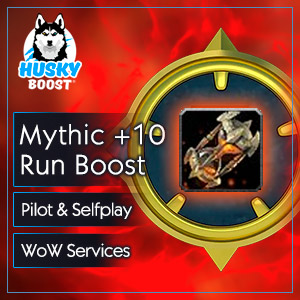 Mythic 10 Boost Service in WoW SL