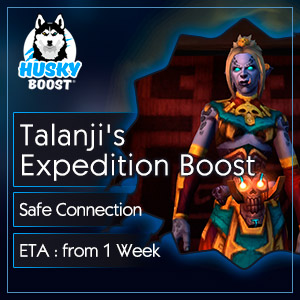 Talanji's Expedition Reputation Boost