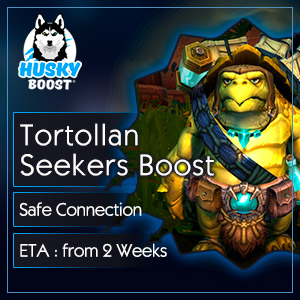 Tortollan Seekers Reputation Boost