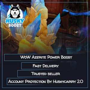 WoW Azerite Power Boost