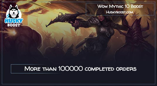 Wow Mythic 10 Boost
