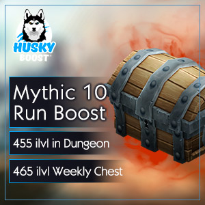 Wow Mythic 10 Boost Weekly Chest Image