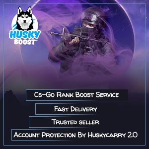 Cs-Go Rank Boost Service