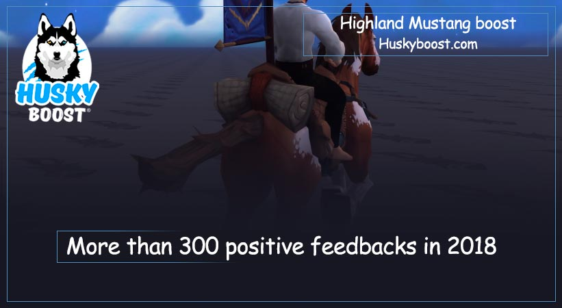 Highland Mustang boost