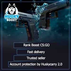 CS GO Rank Boost