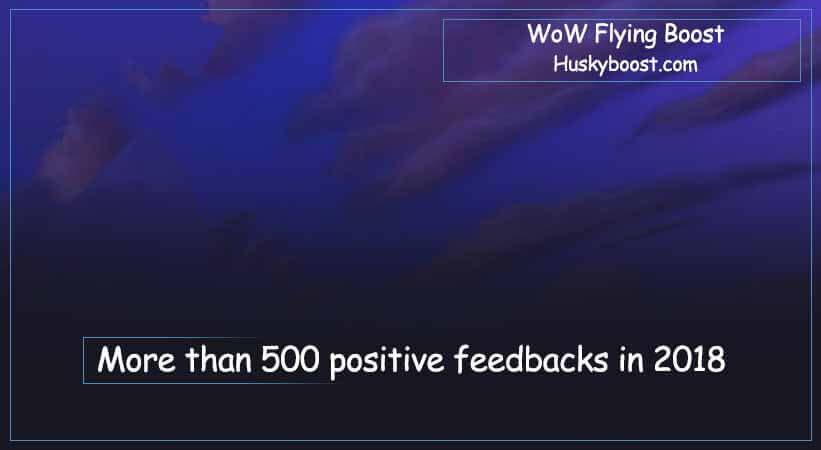 World of warcraft flying boost