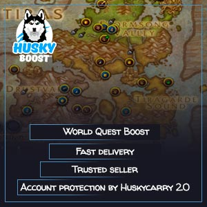 World Quest Boost