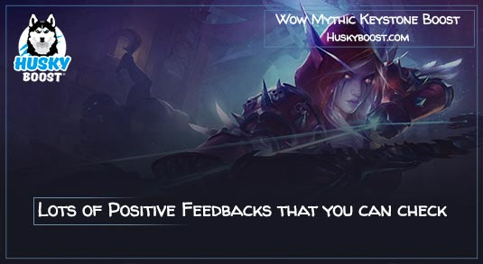 Wow Mythic Keystone Boost