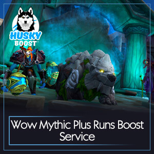 Wow Mythic Plus Runs Boost Service
