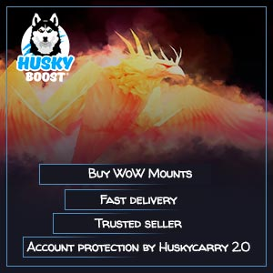 Buy WoW Mounts for EU & US
