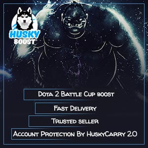 Dota 2 Battle Cup boost