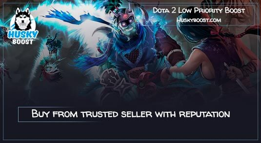 Dota 2 Low Priority Boost