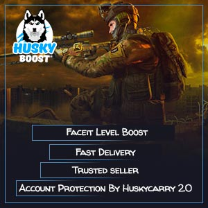 Faceit Level Boost