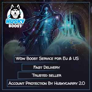 WoW boost Service for EU & US