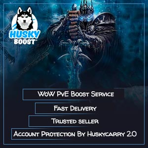 WoW PvE Boost Service