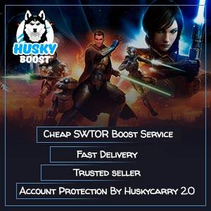 Cheap SWTOR Boost Service