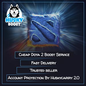 Cheap Dota 2 Boost Service