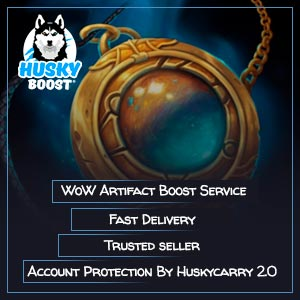 WoW Artifact Boost Service